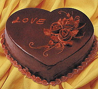 send Chocolate cake to