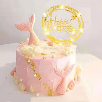 send mermaid cake to suzhou