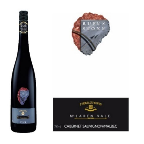 send Tyrrells Rufus Stone Heathcote Shiraz to china