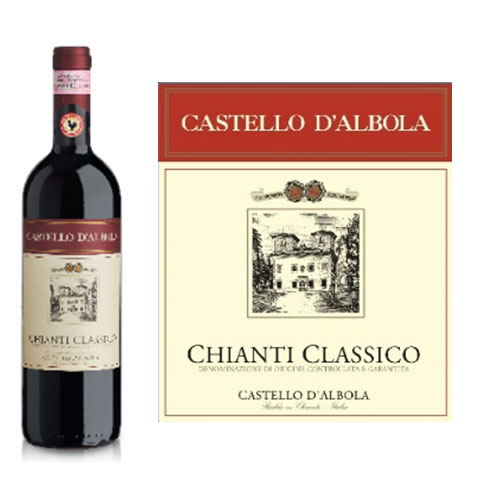 send Castello d Albol Chianti Classico to china