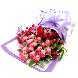 send roses sentiment to