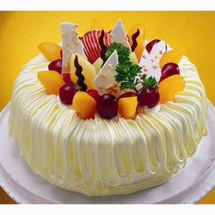 send Milk fruit cake to
