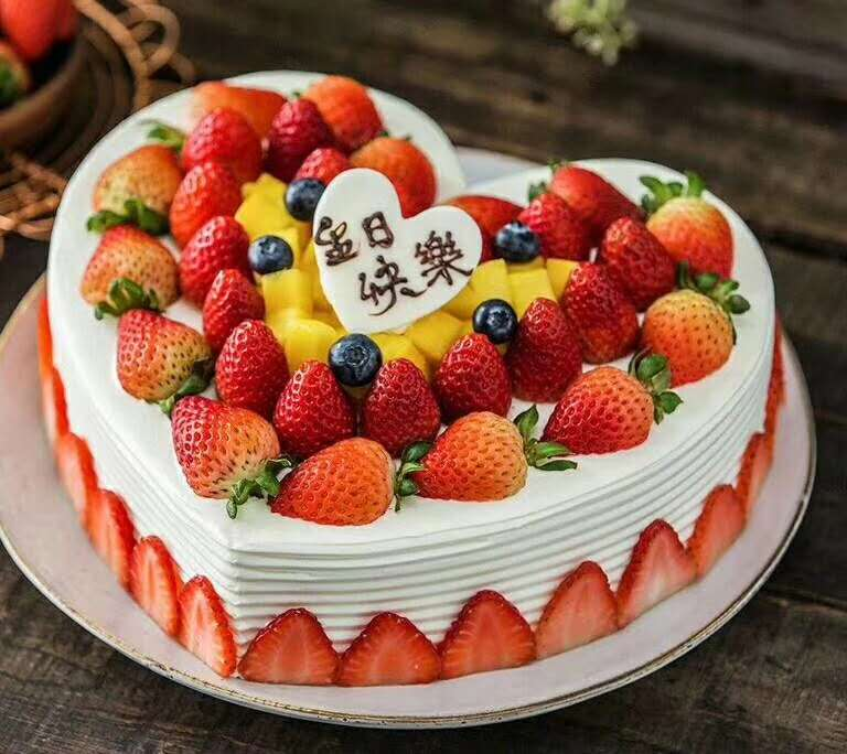 send strawberry cake to hangzhou