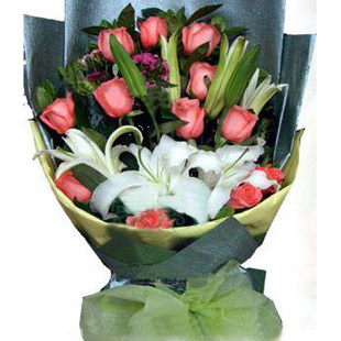 china lilys,lily delivery china , send lilys to china