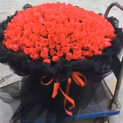 send 365 red roses to shanghai