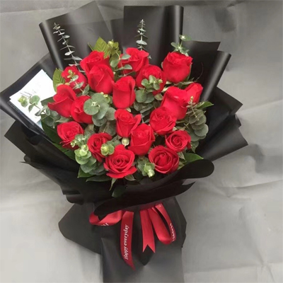 send 19 red roses to suzhou