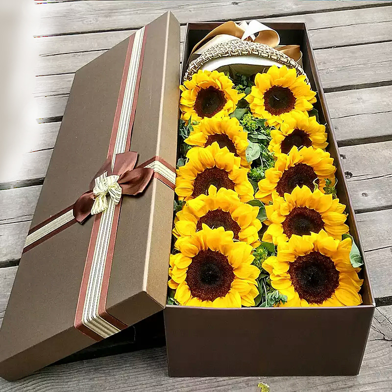 send Sunflower to nanning