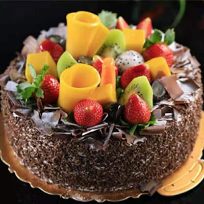 send black forest cake to china