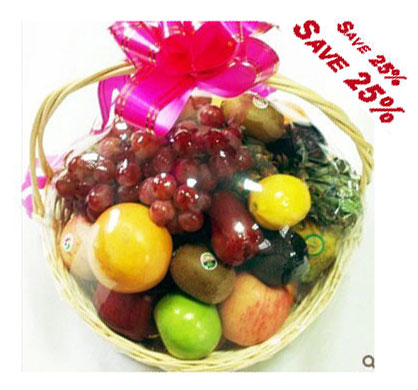 send send fruit basket city to china