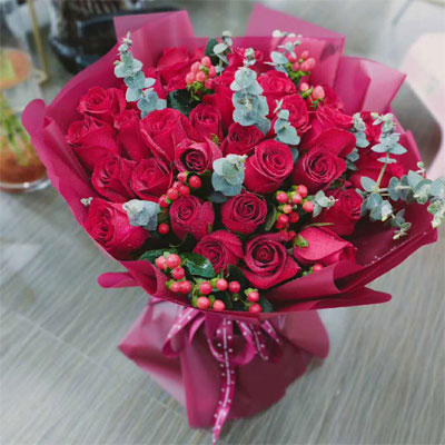send 29 roses in city to china