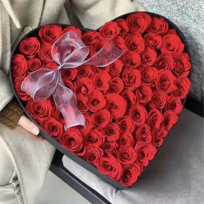 send 66 red roses to china