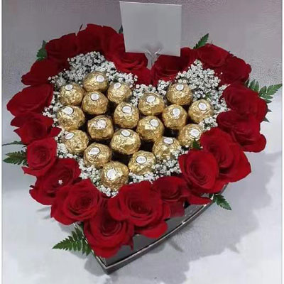 send roses & chocolates to china